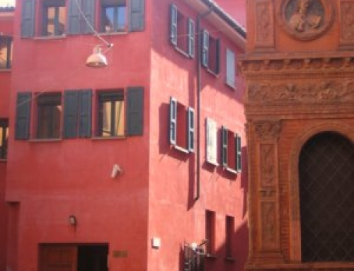 Bologna the red