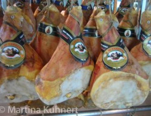 Prosciutto di San Daniele versus di Parma – tasting for Foodies