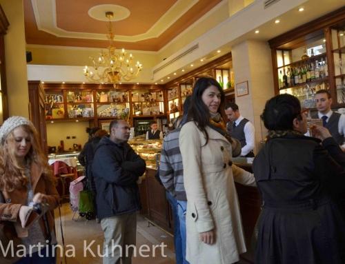Italian cafe bar