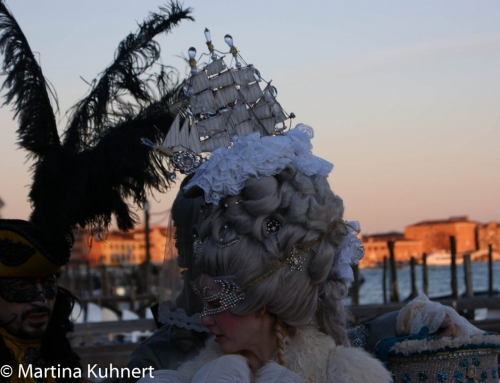 Venice before Carnevale